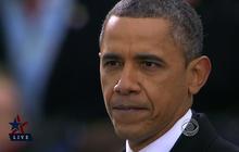 President Obama's second inaugural speech