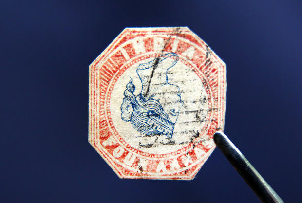 World's most sought after stamp