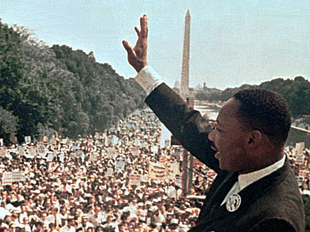 Iconic photos of Dr. Martin Luther King Jr.