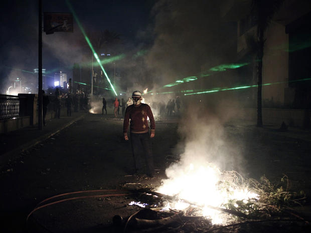 Tahrir Square, egypt, protester, riot