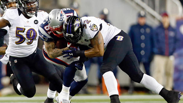 Ray Lewis Football Hits: For Offenses, Super Bowl XLVII Is Going To Hurt