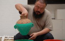 Political artist Ai Weiwei