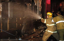 Police detain 3 for questioning in connection with Brazil nightclub fire