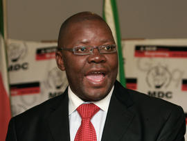 Tendai Biti, zimbabwe