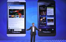 BlackBerry unveils new phones