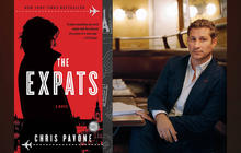 """The Expats"" by Chris Pavone"