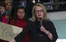 Clinton addresses U.S. Embassy bombing in Turkey