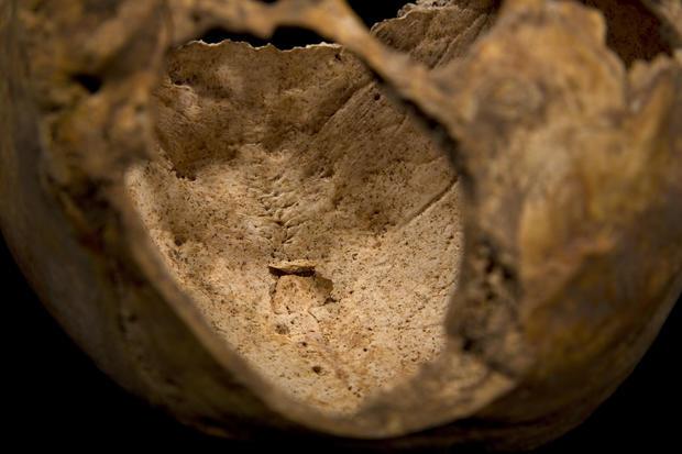 King Richard III skeleton found in parking lot