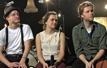 The Lumineers on taking center stage at the Grammys