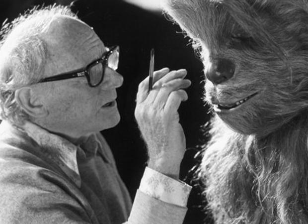 Makeup artist Stuart Freeborn 1914-2013