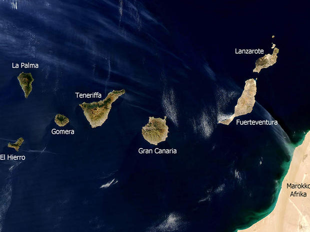 canary islands, generic