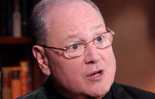 Cardinal Dolan saddened by Pope's resignation