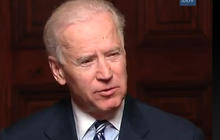 "Biden: ""get a double-barreled shotgun"""