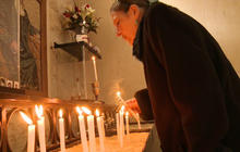 Syria's Christians fearing religious persecution