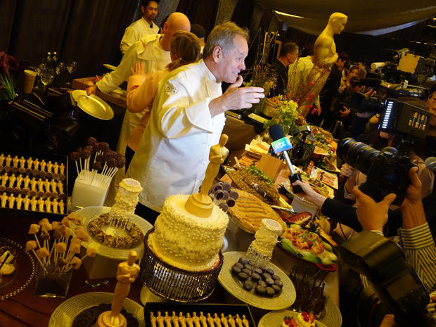 Wolfgang Puck's Oscars after-party menu sneak peek