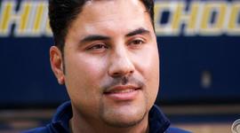 Coach Peter Morales