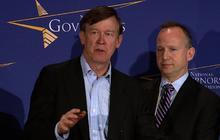 Governors warn Washington on budget cuts