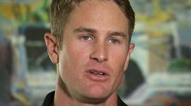 IndyCar driver Ryan Hunter-Reay