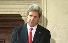 Kerry meets opposition leaders over support in Syria