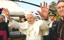 Pope Benedict XVI officially retires