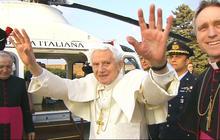 Pope Benedict XVI officially retires