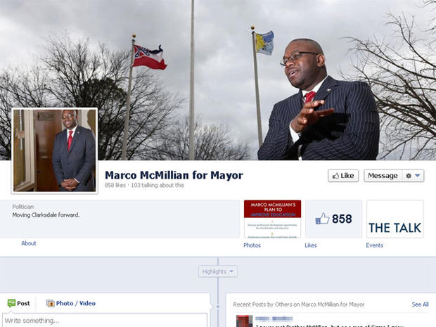 Miss. mayoral candidate found dead