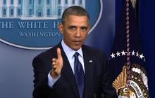 "Obama: ""We will get through"" the ""dumb"" sequester"