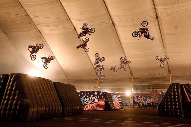 Team Nitro Circus breaks Guinness World Record