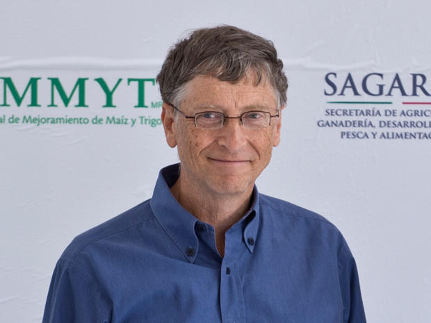 Forbes: 5 wealthiest people of 2013