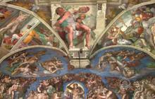 Vatican's Sistene Chapel doubles as polling place