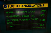DC snow shutdown: Storm brings Washington to a standstill