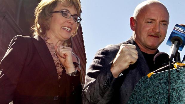 Gabrielle Giffords, Mark Kelly