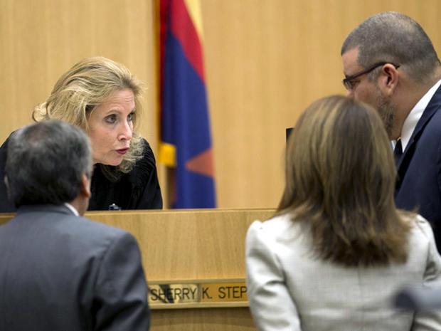 Jodi Arias murder trial