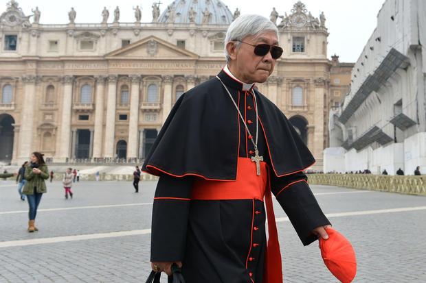 The Vatican prepares