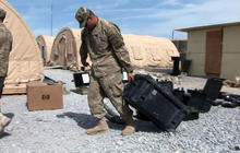The daunting task of leaving Afghanistan