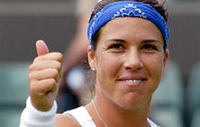Ex-tennis star accused of stalking, battery