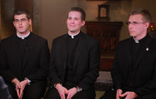 The next generation of Catholic priests