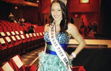 Theft charges for ex-Del. pageant queen