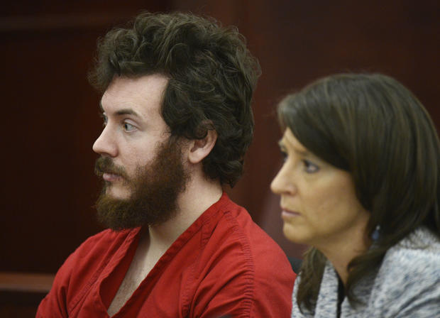 The Colorado massacre suspect