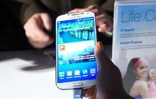 Samsung Galaxy S4 hands on demo
