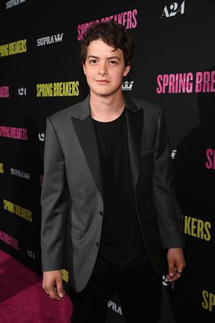 """Spring Breakers"" premieres in L.A."