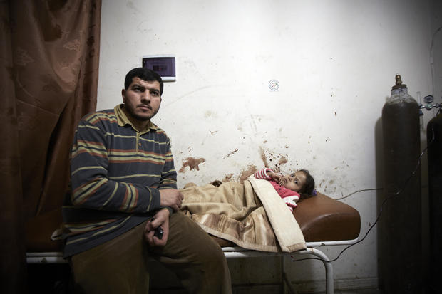 Two years of strife in Syria