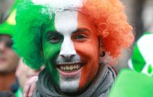 St. Patrick's Day celebrations 2013