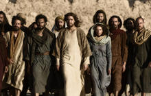 """Making TV's """"The Bible"""""""