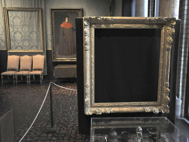 The $500M art heist, unsolved