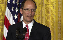 "Labor secretary nominee: ""Open mind"" required to grow middle class"