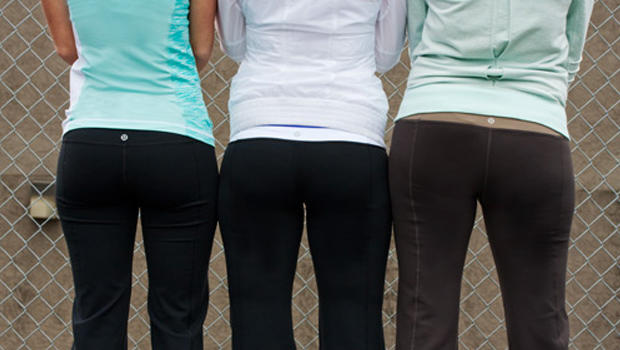 Lululemon Yoga Pants Sheer yoga pants  Lululemon