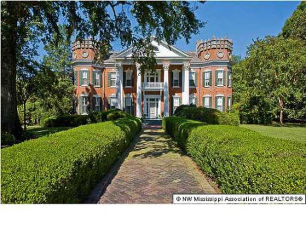 mega mansions on sale for mega cheap cbs news