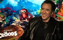 Nicolas Cage pranks CBSNews.com