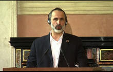 """Syrian opposition leader quits for more """"freedom"""""""